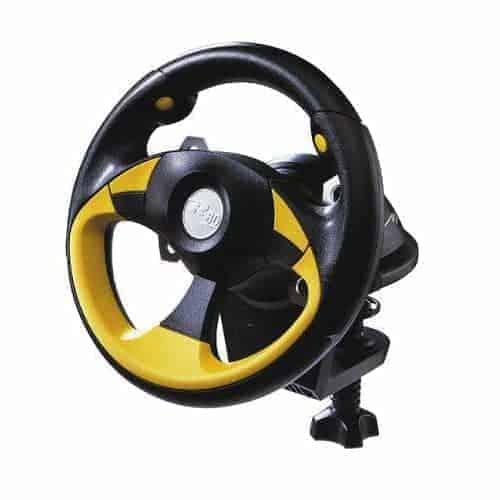 R80 Sports Wheel Saitek