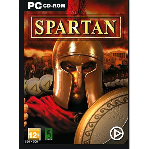 Spartan PC CD-Rom