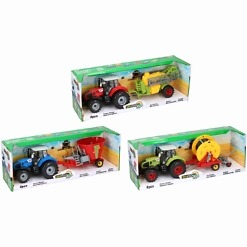 Traktori ja työkone Gearbox