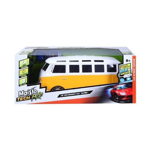 Kauko-ohjattava VW Van Samba 1:10