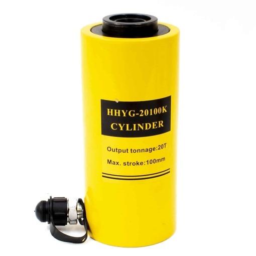 Reikämäntäsylinteri 100 mm / 20 t