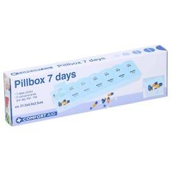 Pillerirasia 7 x 2 Comfort Aid