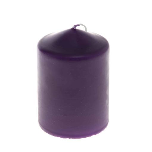 Pöytäkynttilä 7x10cm Violetti