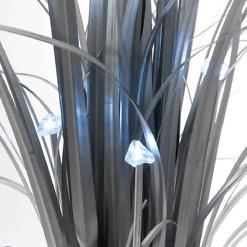 Koristekaislat LED-valoilla 80 cm