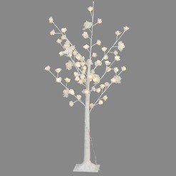 Koriste LED-ruusupuu 125 cm