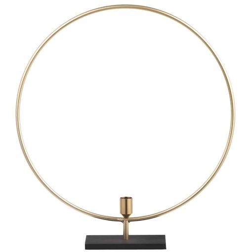 Kynttilänjalka kulta 44 cm