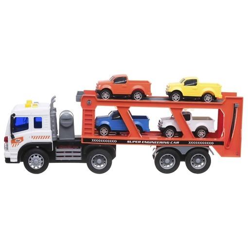 Autonkuljetusrekka 37,5 cm