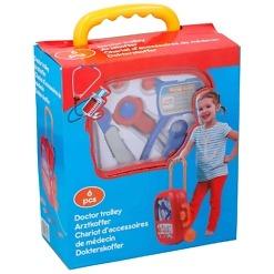 Lääkärinlaukku lapsille Eddy Toys