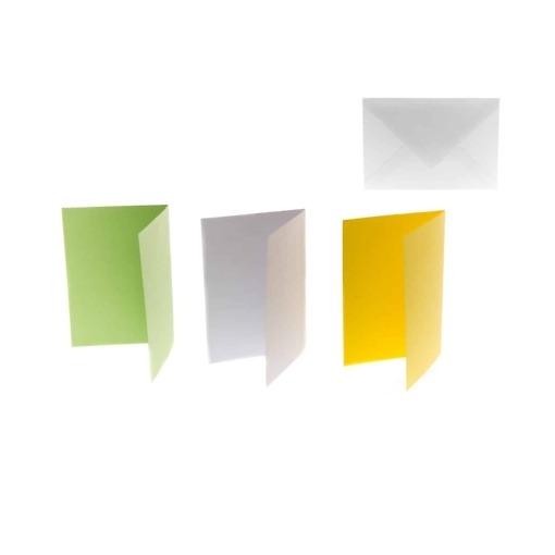 Kirjekuoret ja paperit A6