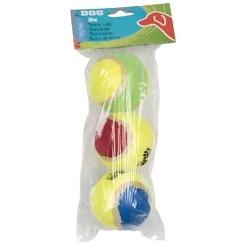 Tennispallo koiralle 3 kpl/pkt