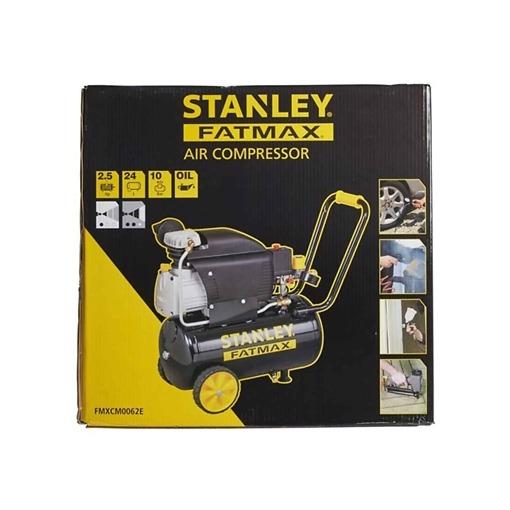 Kompressori 24 L 2.5 hv Stanley