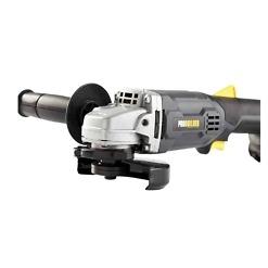 Kulmahiomakone akkukäyttöinen 115 mm, 18V, runko