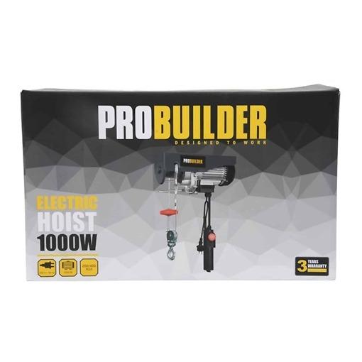 Sähkövinssi 200-400 kg ProBuilder