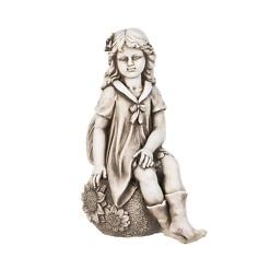 Puutarhapatsas Keijutyttö 56 cm 4Living