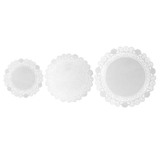 Kakkupaperi 15 kpl/pkt, 3 eri kokoa Saana
