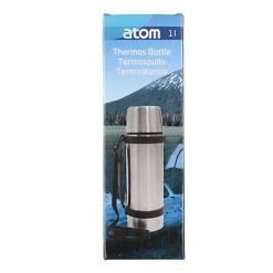 Termospullo kahvalla 1 L Atom