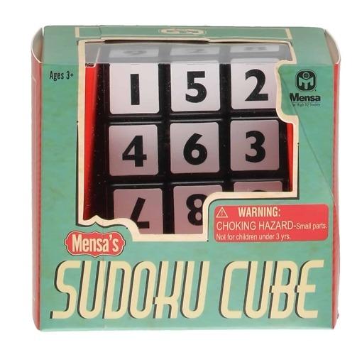 Sudokukuutio Mensa