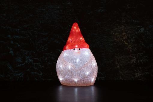 Koriste LED-valo Tonttu