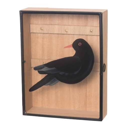Avainkaappi Blackbird 4Living