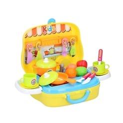 Leikkisetti keittiö 26 osaa Eddy Toys