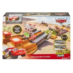 Drag Racing-autorata Disney Cars