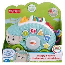 Linkimals Happy Shapes Hedgehog Fisher Price