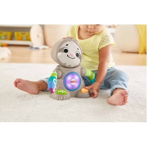 Linkimals Smooth Moves Sloth Fisher Price