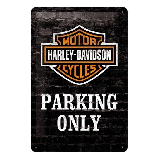 Peltikyltti 20x30 cm Harley Davidson