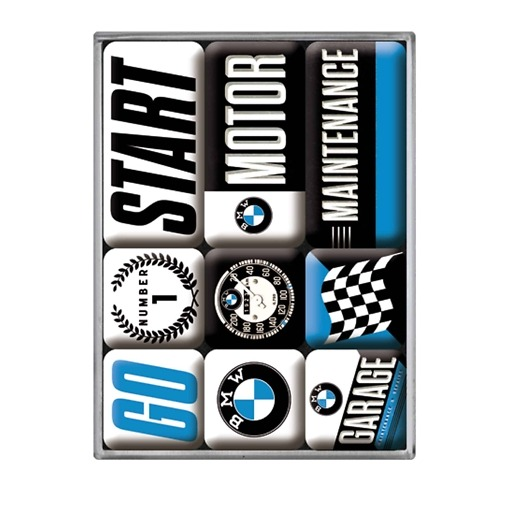 Magneettisetti BMW Motor