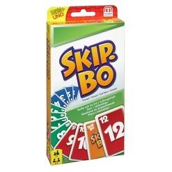 Pelikortit Skip-Bo
