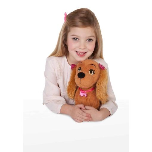 Laulava ja tanssiva koiranpentu Club Petzy lucy
