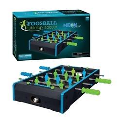 Pöytäjalkapallopeli Neon Soccer