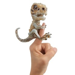 Fingerlings Skeleton Dino