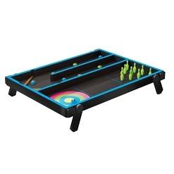 Pelipöytä 4in1 Neon