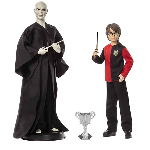 Harry Potter ja Voldemort