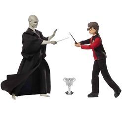 Harry Potter ja Voldemort -figuurit
