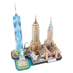 3D Palapeli New York
