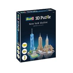 3D Palapeli New York pakkaus