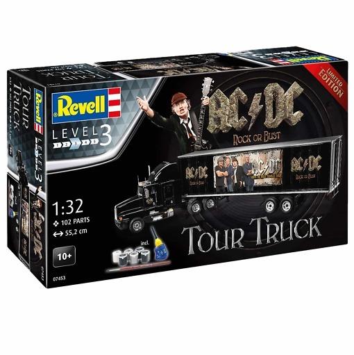AC/DC Rekka pakkaus