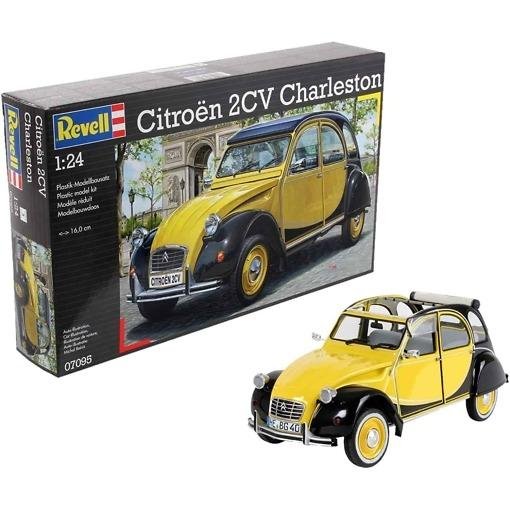 Koottava Citroen 2CV Charleston