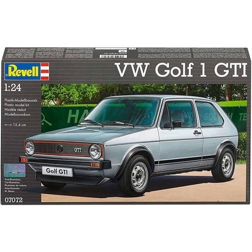Koottava VW Golf 1 GTI
