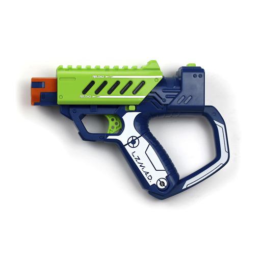 Laserpeli ase vihreä