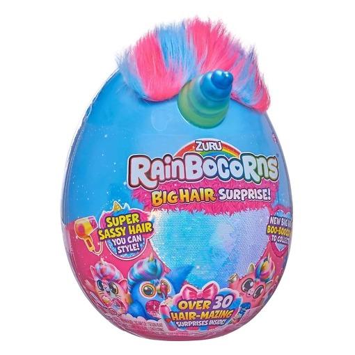 Pörröpehmo yllätys RainBocoRns