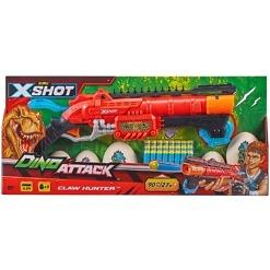 Pehmokuula-ase Dino Attack