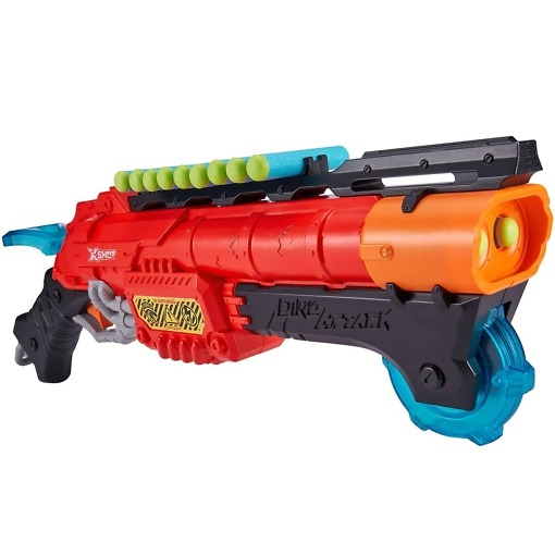Dino Attack pehmokuula-ase