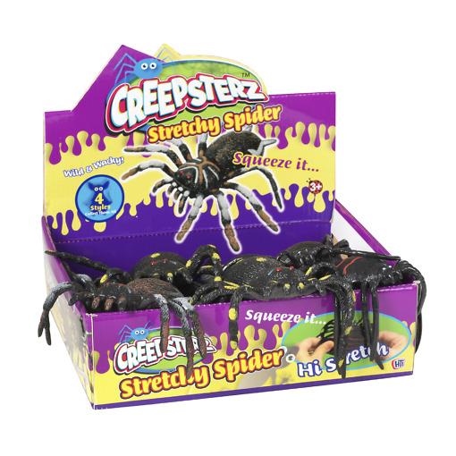 Leluhämähäkki_myymäläpakkaus