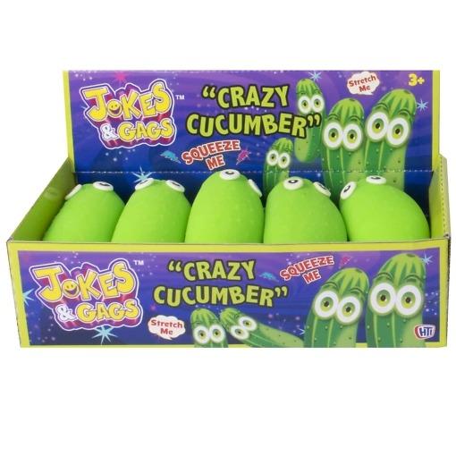 Crazy cucumber pilailulelu