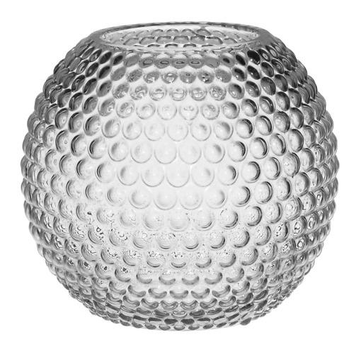 Vaasi Ball 18 cm siniharmaa 4Living