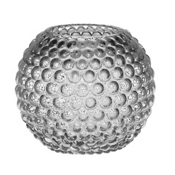 Vaasi Ball 12.5 cm siniharmaa 4Living
