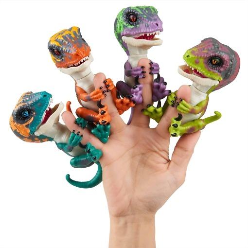 fingerlings dinosaurukset